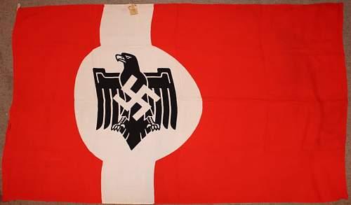 NSRL Flag.