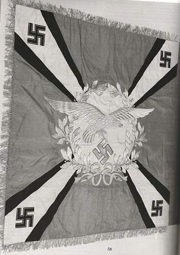 Flags from old catalogues