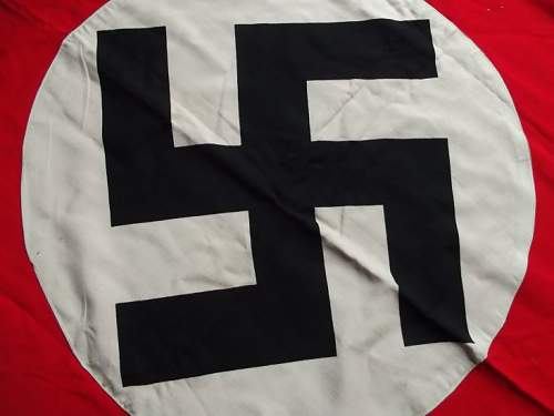 Trying to buy my first Nazi flag, legit?