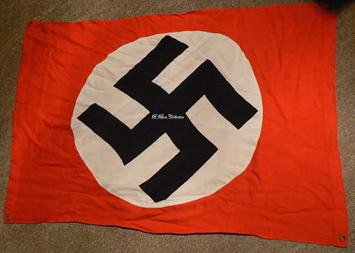 Vehicle I.D. Flag