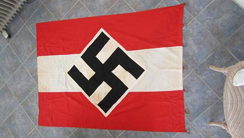 HItler Youth Flag opinions