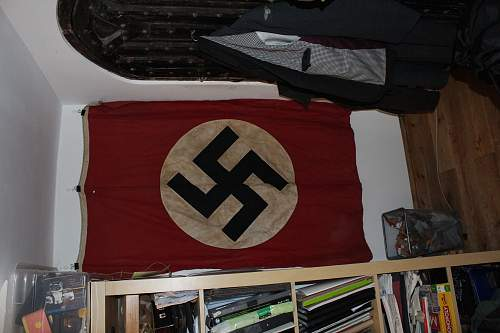 Finally got my flag! Its huge!!!!