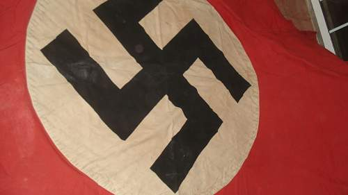 The other German flag I bought Sunday