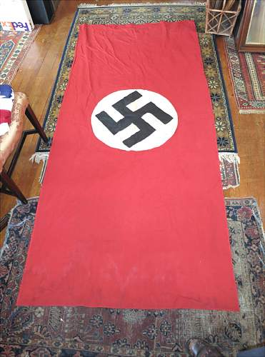 German Banner (4by8ft)