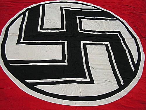 Goverment Building Flag