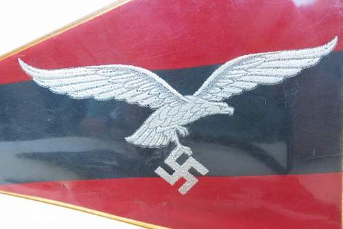 Click image for larger version.  Name:Luftwaffe Flak vehicle pennant 004.jpg Views:174 Size:168.4 KB ID:676761