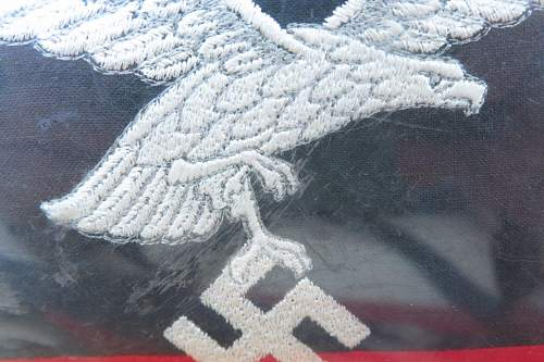 Click image for larger version.  Name:Luftwaffe Flak vehicle pennant 005.jpg Views:69 Size:174.4 KB ID:676762
