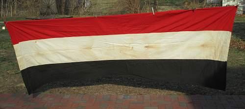 black-white-red imperial tricolour