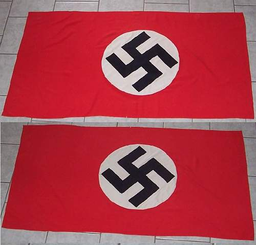 Is this flag worth 5 + 30 shipping?