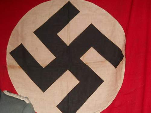 Is this flag original?