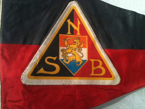NSB Pennant Pick up