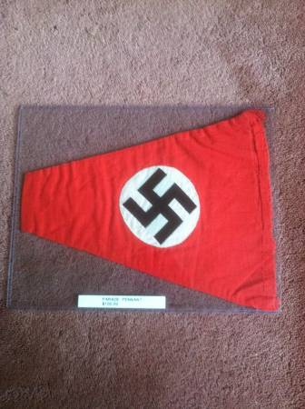 Need help!  Parade pennant Offered