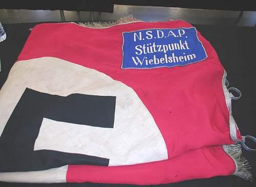 NSDAP Wiebelsheim MAX show search