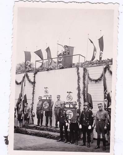 """NSDAP Standarte """"Deutschland Erwache"""""""