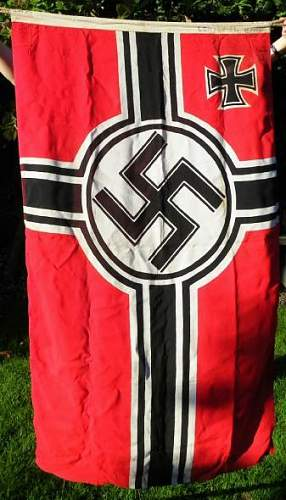 Kriegs flag
