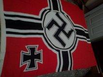100 x 170 Kriegs Flag