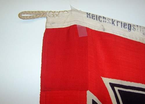 Reichskriegs Flag