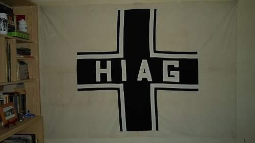 HIAG Flag real or fake?