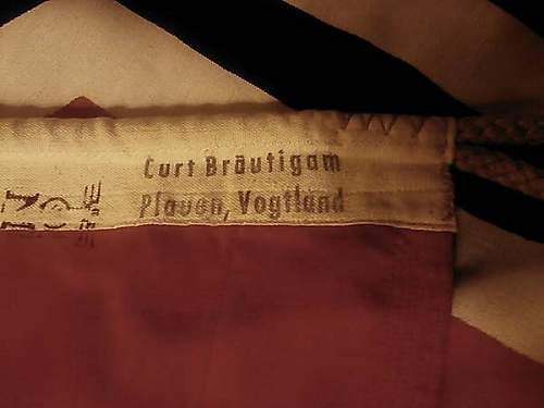 Curt Brautigam RKF - Known fakes exist but this looks original
