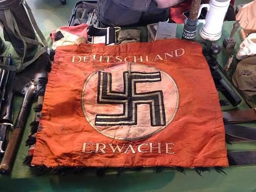 DE flag advice