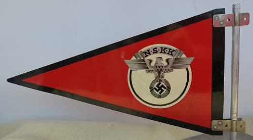 Click image for larger version.  Name:NSKK metal vehicle pennant 005.jpg Views:49 Size:207.2 KB ID:799469