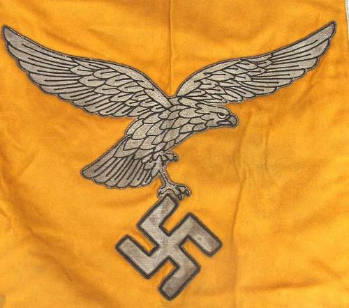 Luftwaffe banner or what?