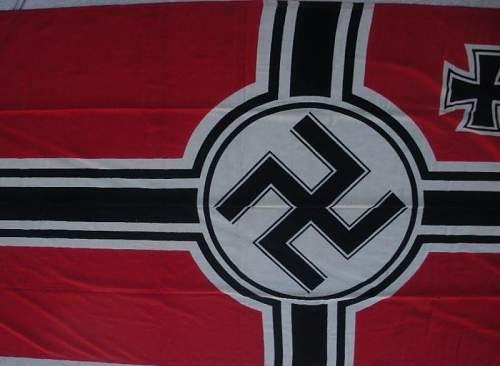 Determining Authenticity of Flag