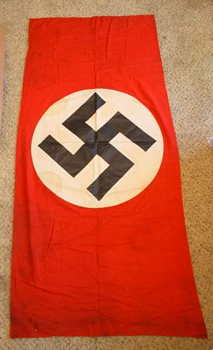 Is this flag fake?