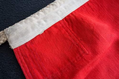 Flag authentication