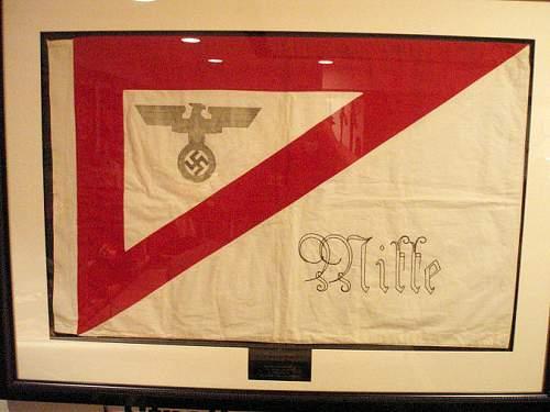 S A Gruppe Command Flag