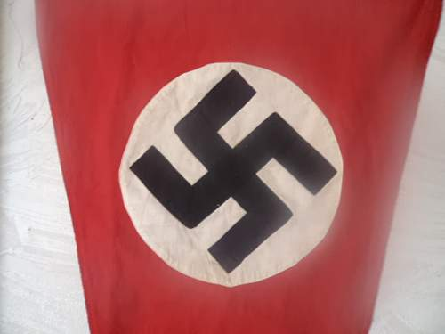 NSDAP Pennant opinions