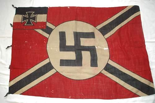 Veterans' Organization Flag?