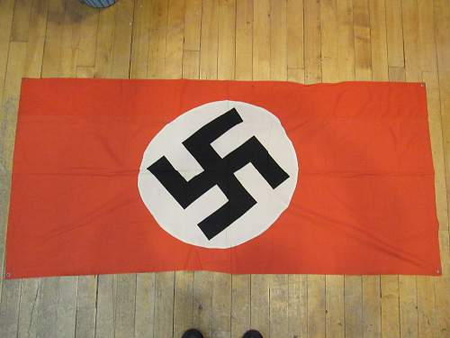 Possible NSDAP Flag for review