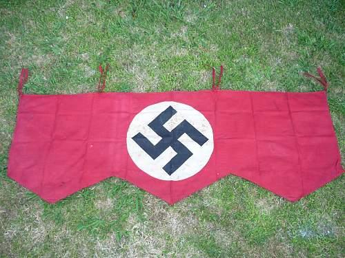 Flag question...