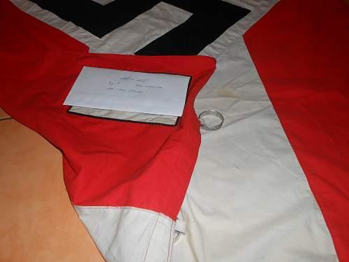 HJ Gefolgschaftsfahne/ HJ Unitflag