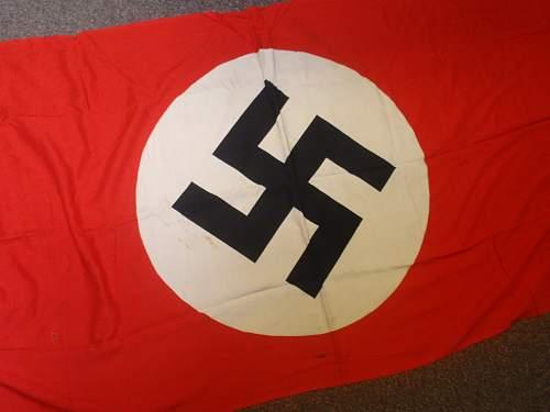 Is NSDAP Banner genuine?