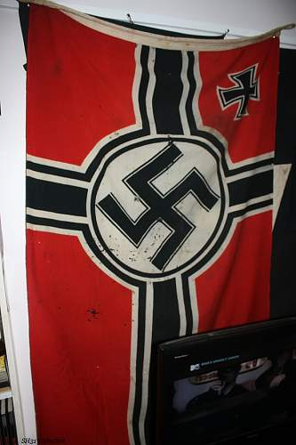Thoughts on Reichskriegsflagge?