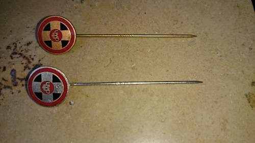 DWH Pins