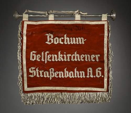Schelle Banner