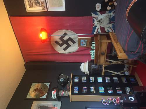 WW2 Large Nazi Flag - Thoughts?