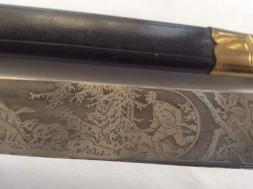 Hunting Association Dagger