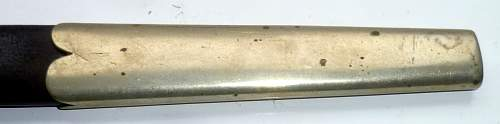 Non Military German Side Arms