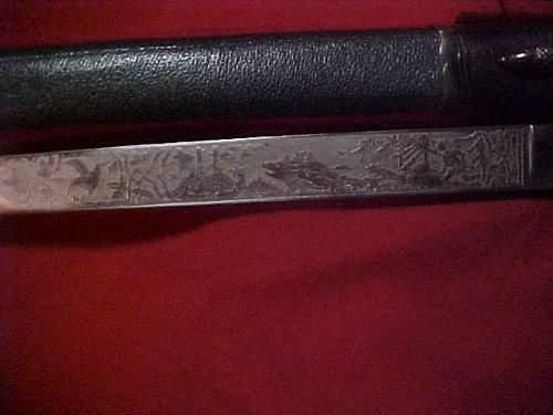 German National Hunting Association Dagger