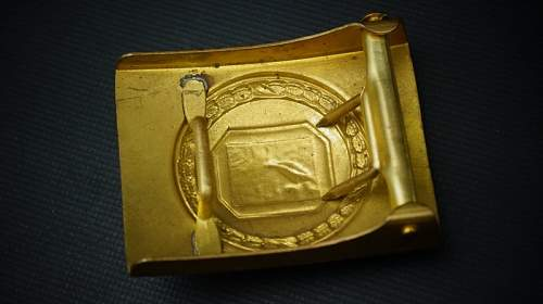 What kind of Buckle is this, please?