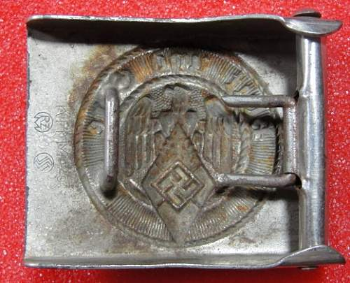 Need Help: Information & Opinions On Cleaning/Restoration and Preservation of Buckles