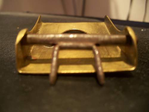 Few buckles. Wondering about authenticity