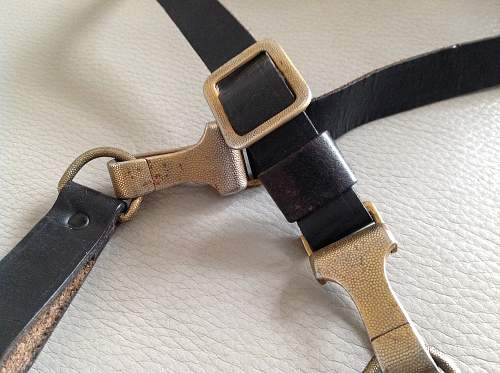 Shoulder strap  for Party members or HJ