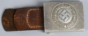 Buckles and your thoughts
