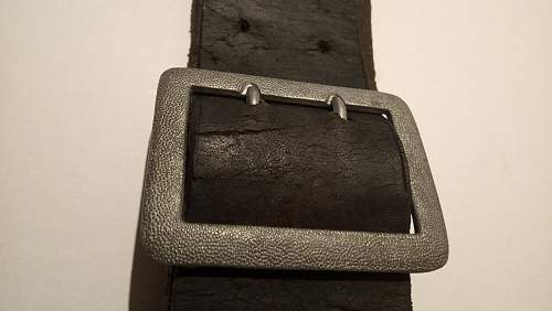gerrman belt?