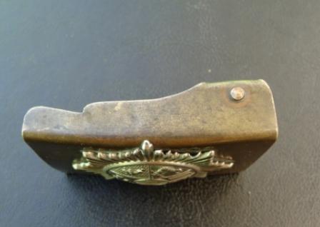Unknown belt buckle